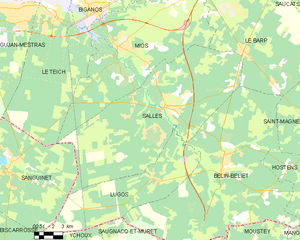 Map commune FR insee code 33498.png