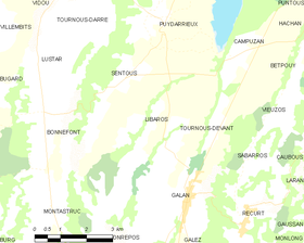 Map commune FR insee code 65274.png