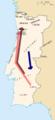 Mapa de Portugal tribos principais.png