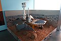 Maqueta del robot rover Opportunity, museo de Madrid Deep Space Communications Complex.jpg