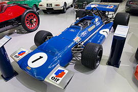 March 701 (Tyrrell) front-left Heritage Motor Centre, Gaydon.jpg
