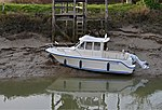 Marennes-17 Chenal Cayenne Antioche 600 marée basse 2014.jpg
