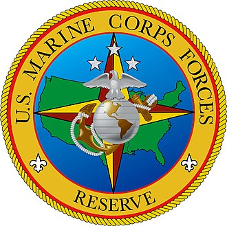 United States Armed Forces - Image: Marforres Logo