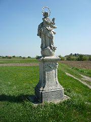 Figurenbildstock Maria Immaculata