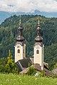 Maria Rain Kirchenstrasse 61 Pfarrkirche Mariä Himmelfahrt NO-Ansicht 13072018 5960.jpg