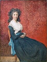 Madame Charles-Louis Trudaine, née Marie-Louise Micault de Courbeton