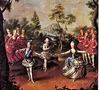 Бальные танцы — Википедия