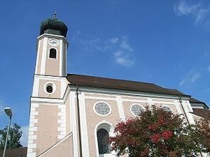Ruhstorf an der Rott - Marienkirche, Ruhstorf
