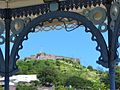 Marigot Bandshell Detail with Fort Louis 2 (6546061035).jpg
