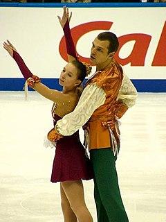 Artem Knyazev pair figure skater