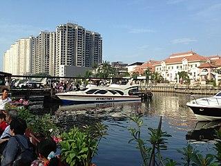 North Jakarta Administrative city in Jakarta, Indonesia