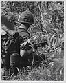 Marine of G Company, 2d Battalion, 4th Marines near Hill 479, August 1967 (16021862547).jpg