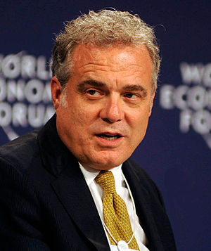 Mark Bertolini - Bertolini at the World Economic Forum in 2011