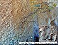 MarsCuriosityRover-TraverseMap-Sol470-20131203.jpg