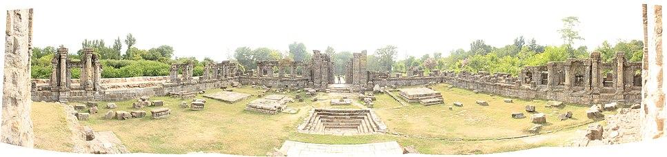 Martand - Sun Temple Panorama