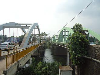 Aluva - Marthanda Varma bridge, Aluva