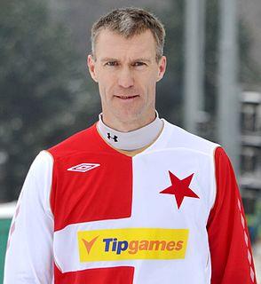 Martin Hyský Czech footballer