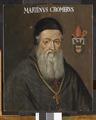 Martin Kromer, polsk biskop (1579-1589), målad 1688-1703 - Skoklosters slott - 98169.tif