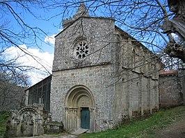 Monastery of Santa Cristina de Ribas de Sil