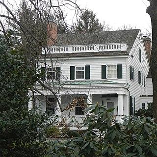 Masterton-Dusenberry House