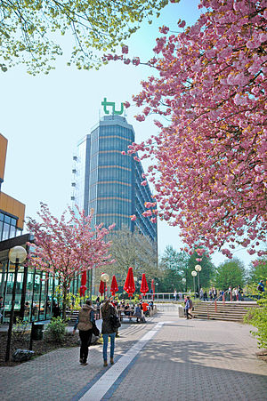 Technical University of Dortmund - Dortmund University's Mathetower