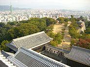 Matsuyama Castle Tower 3 (Iyo) JAPAN