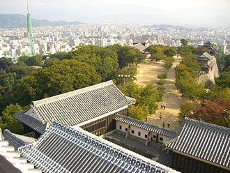 Matsuyama, Ehime - Matsuyama Castle Square (Iyo)