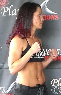 Maureen Shea American boxer