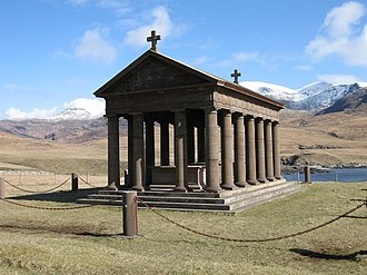 1900 in architecture - Image: Mausoleum At Harris With Rum Cullins(Lisa J)Apr 2006