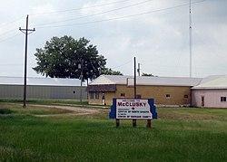 McClusky Sign.JPG