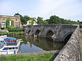 Medieval bridge over the Medway, East Farleigh, Kent - geograph.org.uk - 187932.jpg