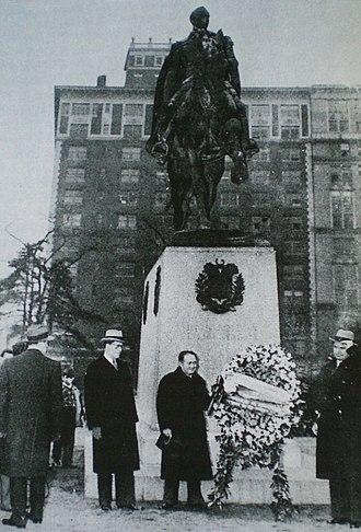 Venezuela during World War II - Image: Medina Angarita, NYC