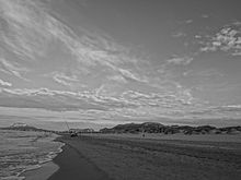 Mediterranean Sea in Oliva, Valencia Region of the Spain 06.JPG