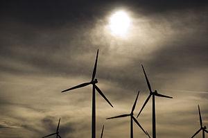 Blue Canyon Wind Farm - Image: Meers Oklahoma wind turbines 559098503 23926619f 1 o