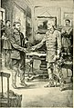Meeting of Generals Grant and Lee at M'Leans House, Appomattox Court House.jpg