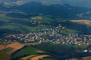 Mehren, Vulkaneifel - Image: Mehren 2