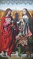 Meister des Bartholomäus-Altars — Die Hl. Evangelist Johannes und Margarethe.jpg