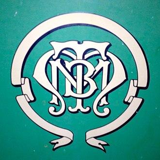 Melbourne and Metropolitan Tramways Board - Image: Melbourne & Metropolitan Tramways Board Logo