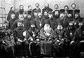 Meletiy - Yakimov with priests.jpg