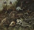 Memento mori (Roelant Savery) - Nationalmuseum - 29167.tif