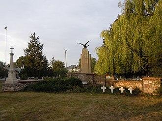 Reni, Ukraine - Image: Memorial in Reni 01