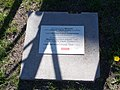 Memorial tree plaque, Heroes' Square, 2020 Zugló.jpg