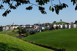 Place in Zug, Switzerland