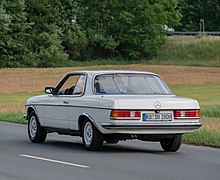 Mercedes-Benz W123 - Wikipedia