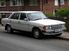 Mercedes-Benz Type 123