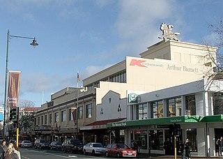 Meridian Mall, Dunedin Shopping mall in Dunedin, New Zealand