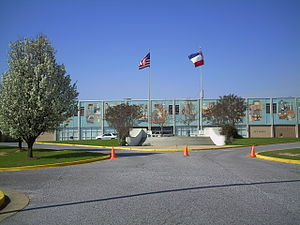 Meridian Community College - Image: Meridian Community College