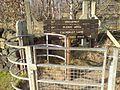 Metal gate, Newlay - geograph.org.uk - 787750.jpg