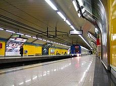Historia Del Metro De Madrid Wikipedia La Enciclopedia Libre