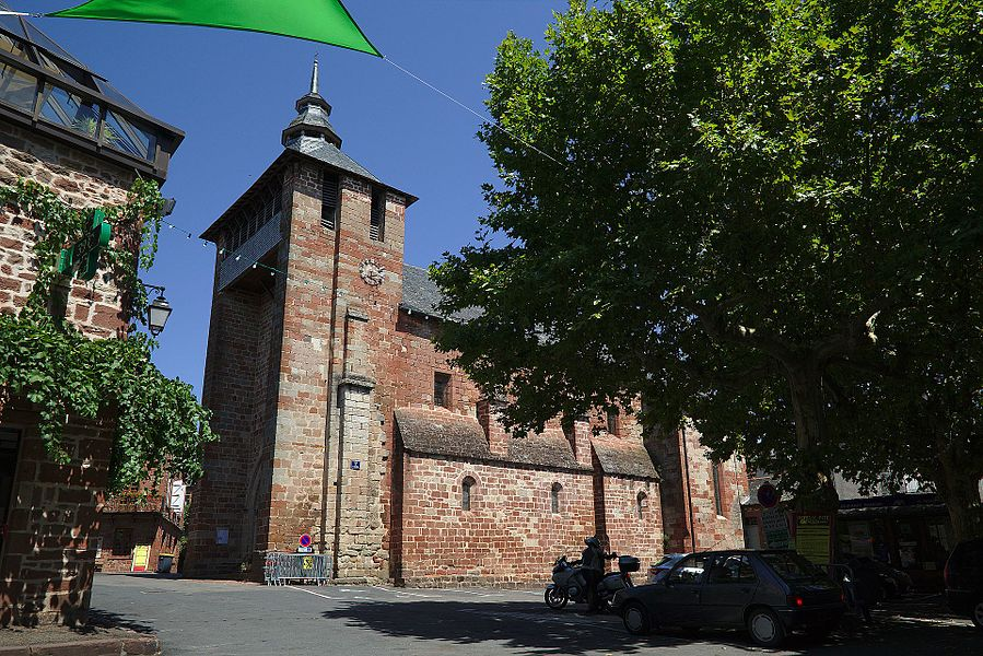 Église Saint-Vincent de Meyssac